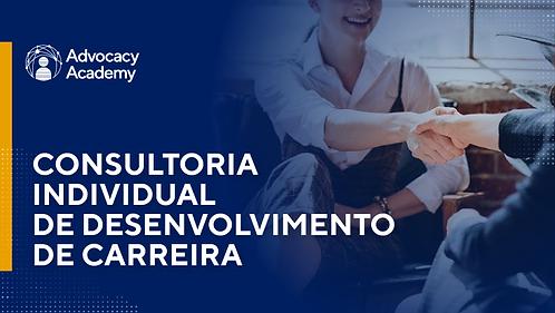 Consultoria Individual de Desenvolvimento de Carreira