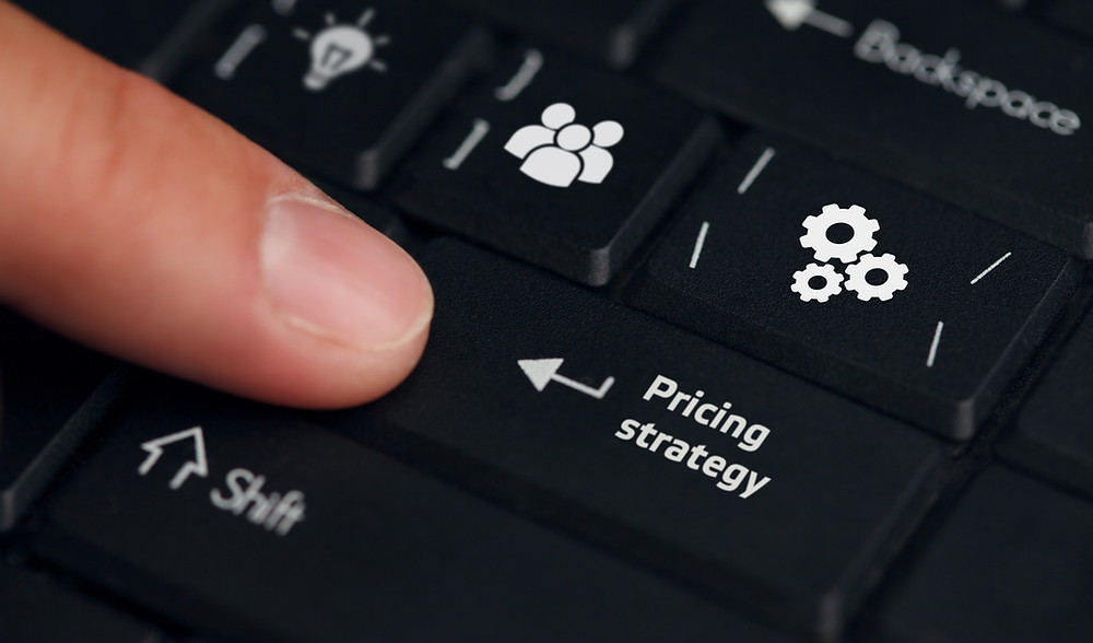 Pricing strategy graphic