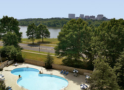 Watergate West pool