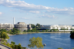 Georgetown view of Potomac
