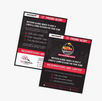 Event Brochures