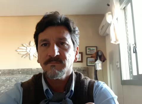 Tchê Social - Apoio Márcio Amaral, prefeito de Alegrete