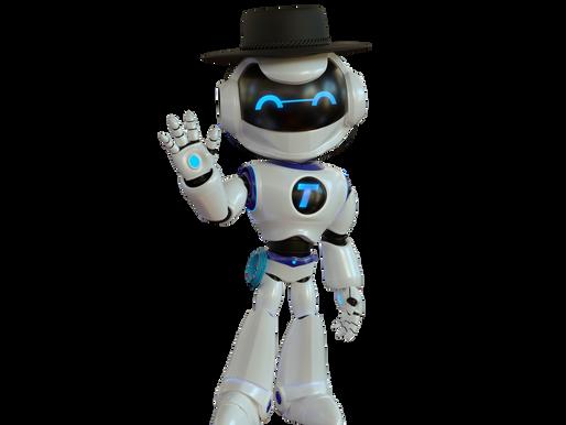 Conheçam o Tchêzito, o novo mascote da TchêNet