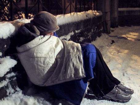 How To Help The Homeless This Winter