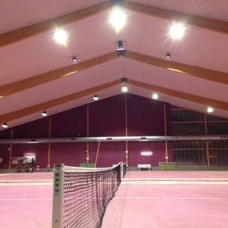 Tennishalle Ergenzingen