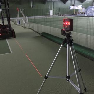Tenniszentrum Spickendorf/Halle