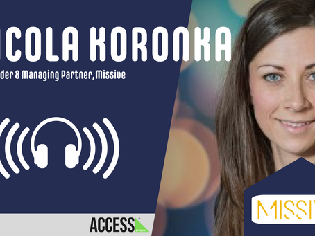 """""""It's really healthy for our industry to stand up and be counted"""" - Nicola Koronka, Missive"""