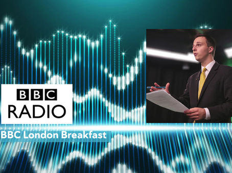 Access Studios Director on BBC Radio