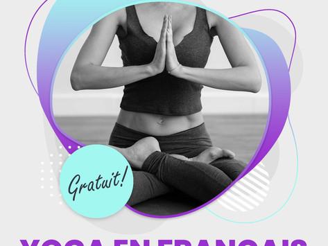Yoga en français !