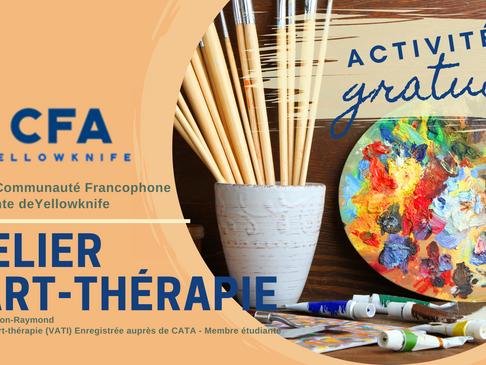 CFA Atelier d'art-thérapie par Edith Vachon-Raymond