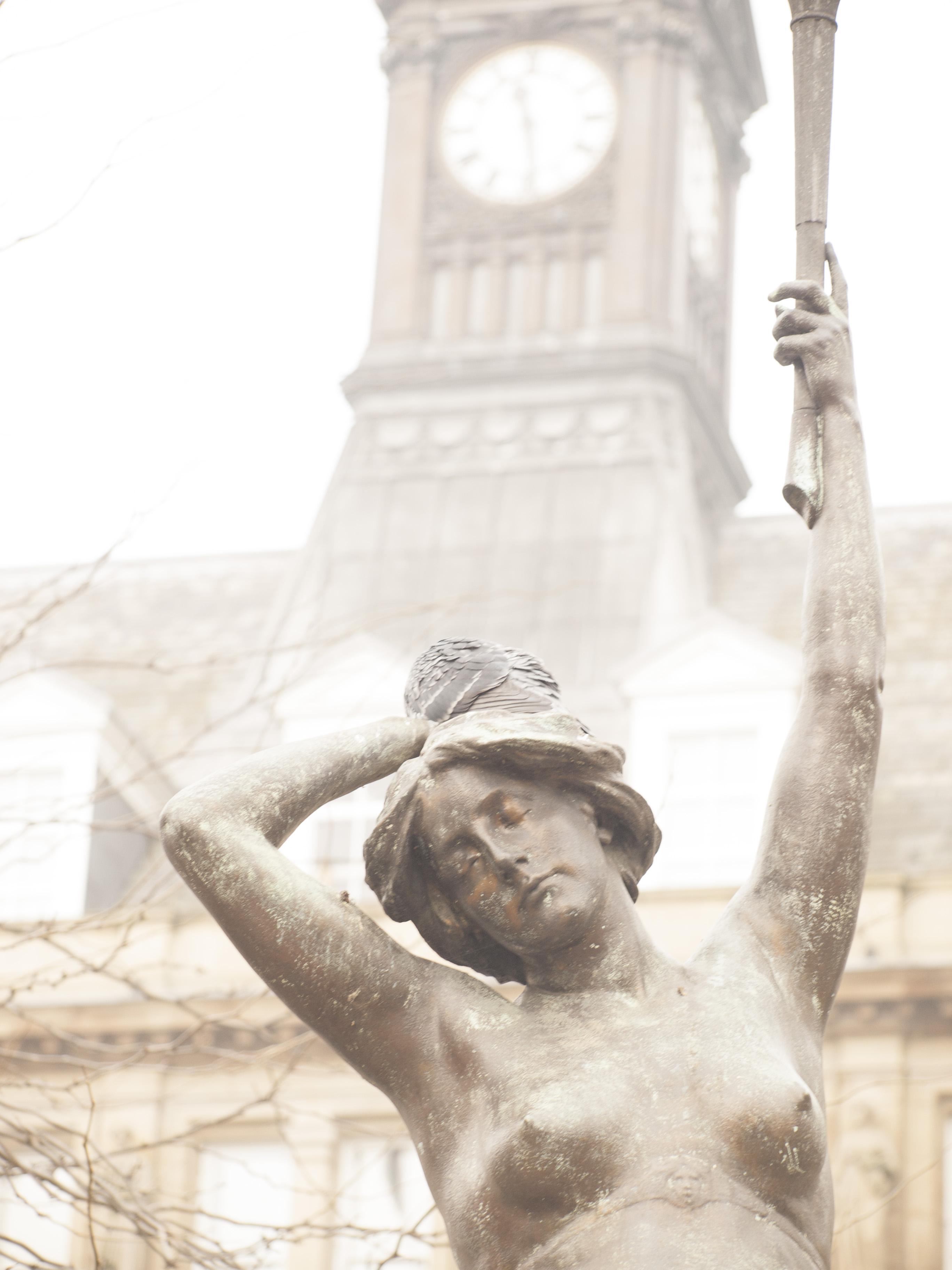 Leeds city center-2015