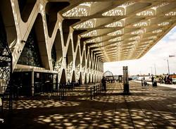 Marrakesh Menara Airport-2012
