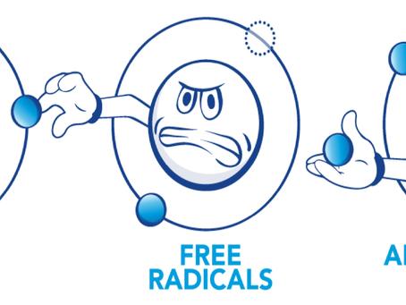 自由基与抗氧化究竟是什么?