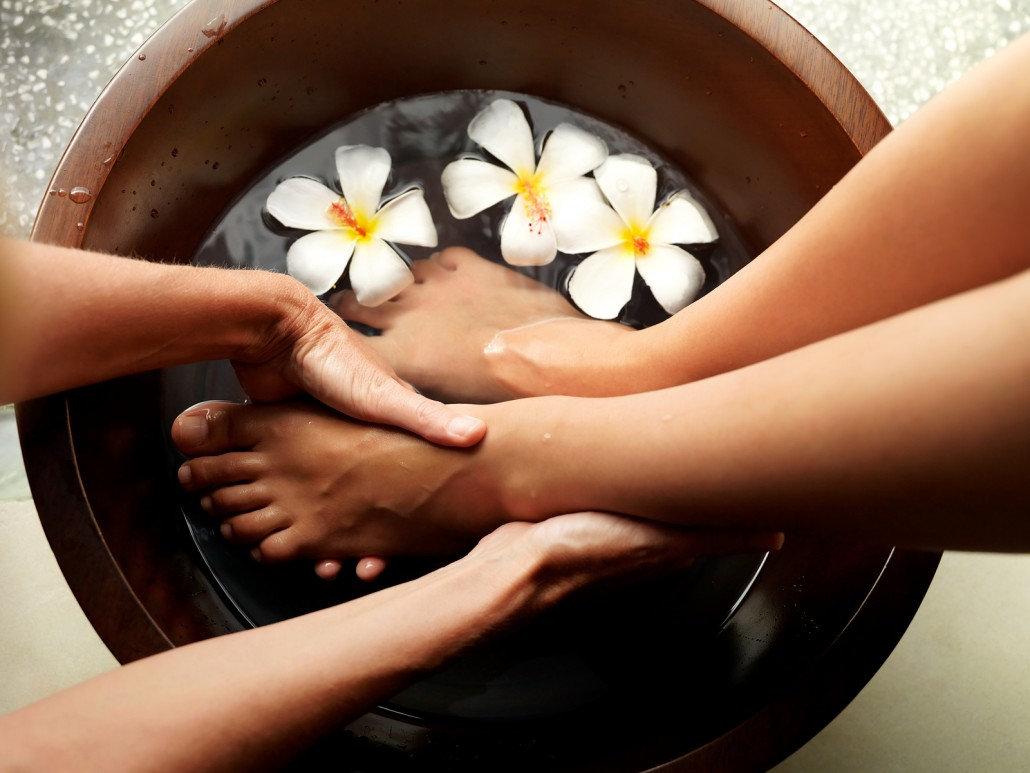 Feet First Foot Detox