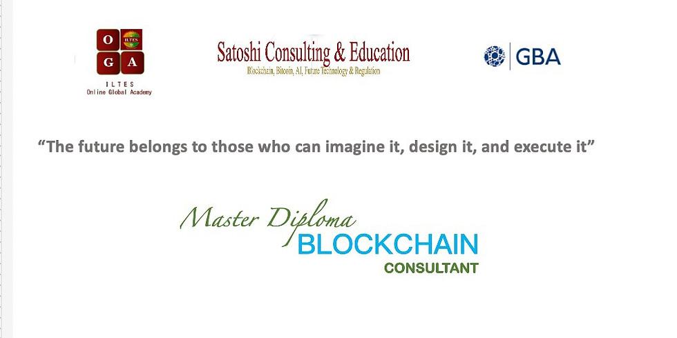 Master Diploma Blockchain Consultant