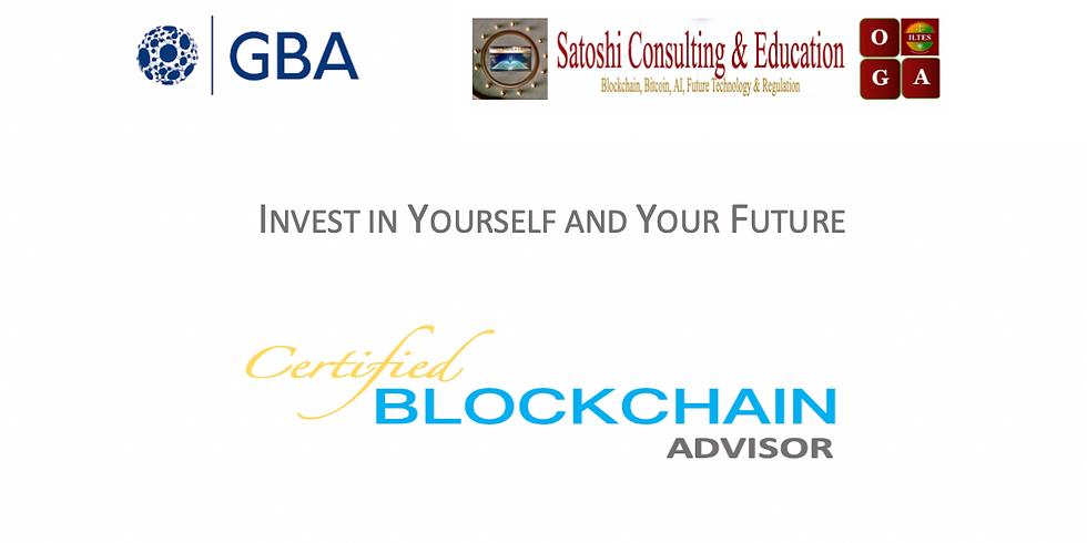 Certified International Blockchain Advisor