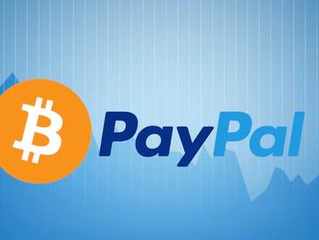 PayPal meets Bitcoin