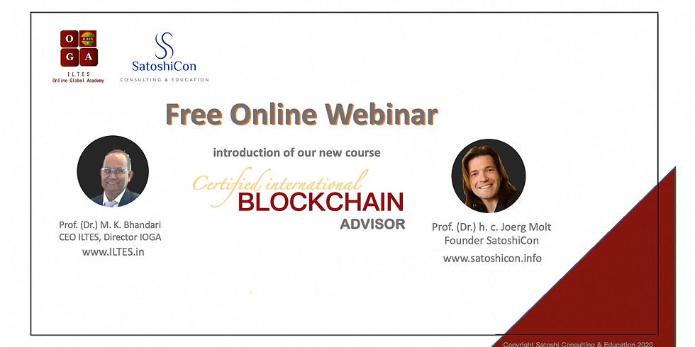 Webinar Blockchain Advisory Course German language (1)