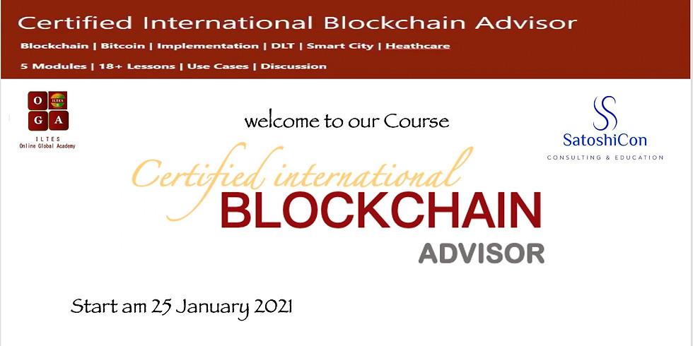 Blockchain Advisor Deutsch