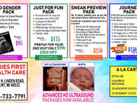 Ultrasound Packages Flyer