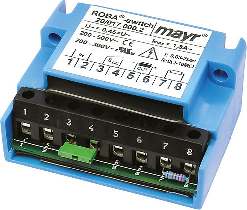 Roba-Switch Fast acting rectifier