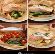 Easy Bake Salmon