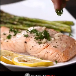 Citrus Salmon & Asparagus