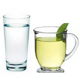 Pint of Water + Green Tea