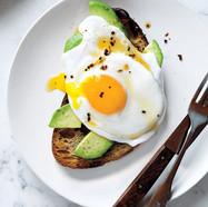 Egg + Avocado + Protein Toast