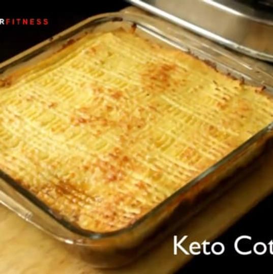 Keto Cottage Pie