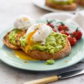 Eggs, Avocado & Protein Toast