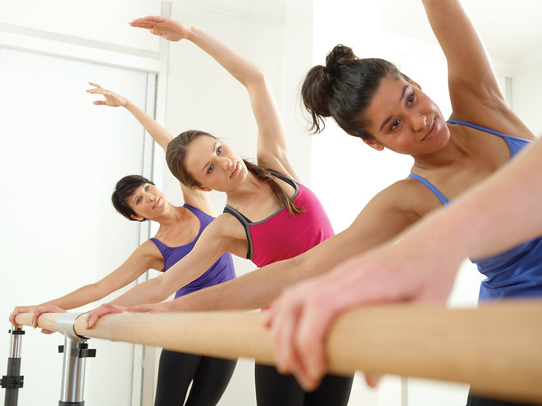 Conoce Barre en AT STUDIO Pilates Training