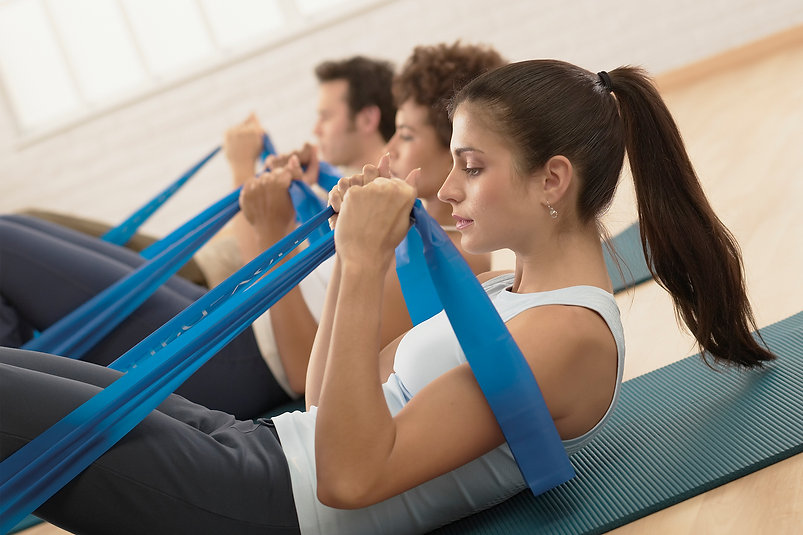 Formaciones en AT STUDIO Pilates Training