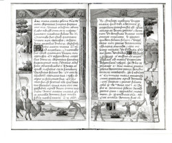 45. Beinecke MS 436, ff. 53v-54r