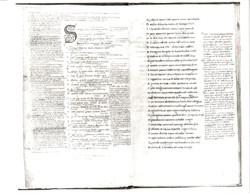 102. Beinecke MS 450, ff. 1v-2r.