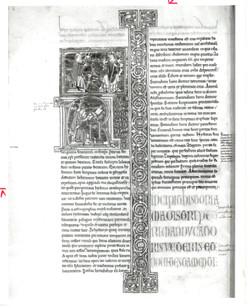 20. Beinecke MS 214, f. 3v