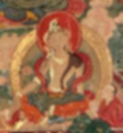 Tibetan Thangka (TIB.66.2 recto)