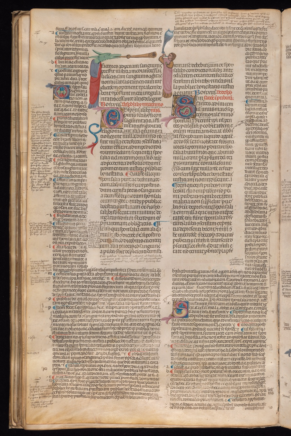 31 Beinecke Marston MS 155 (color)