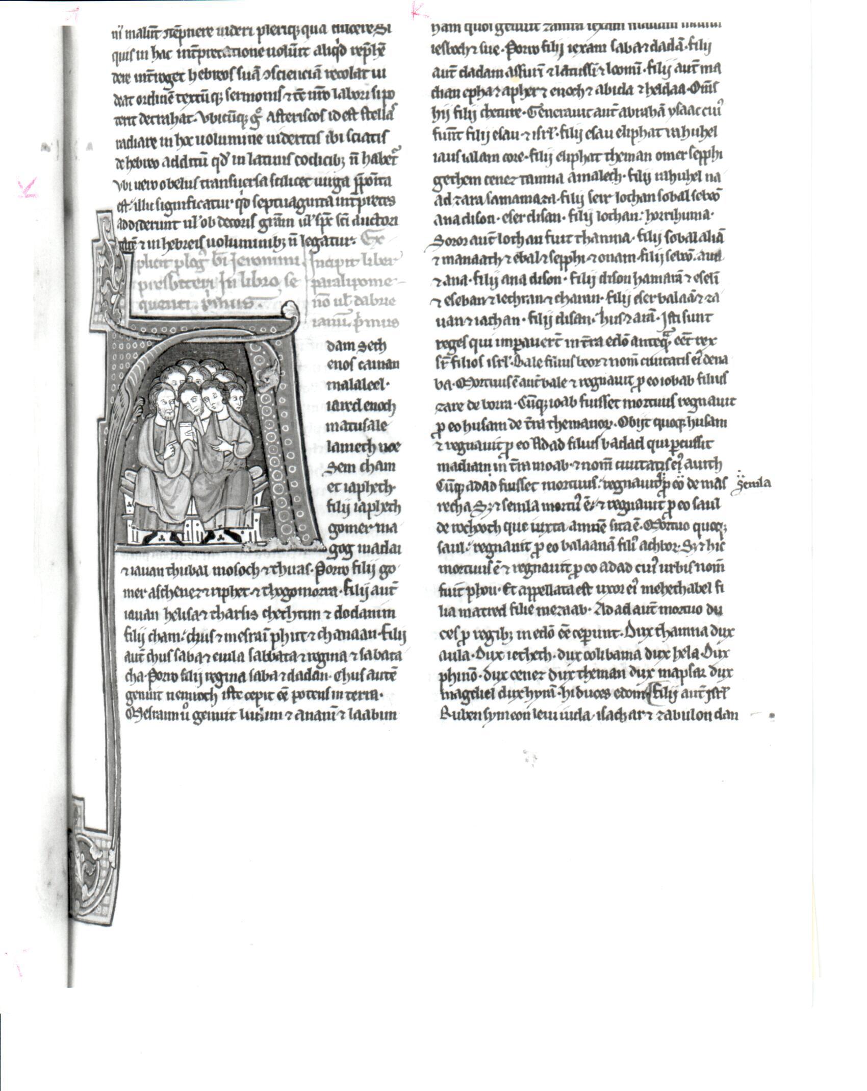 42. Beinecke MS 387, f. 123r