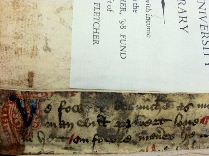 Eric Weiskott Discovers Fragment