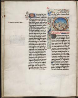 87. Beinecke MS 129, vol. 1 (color)