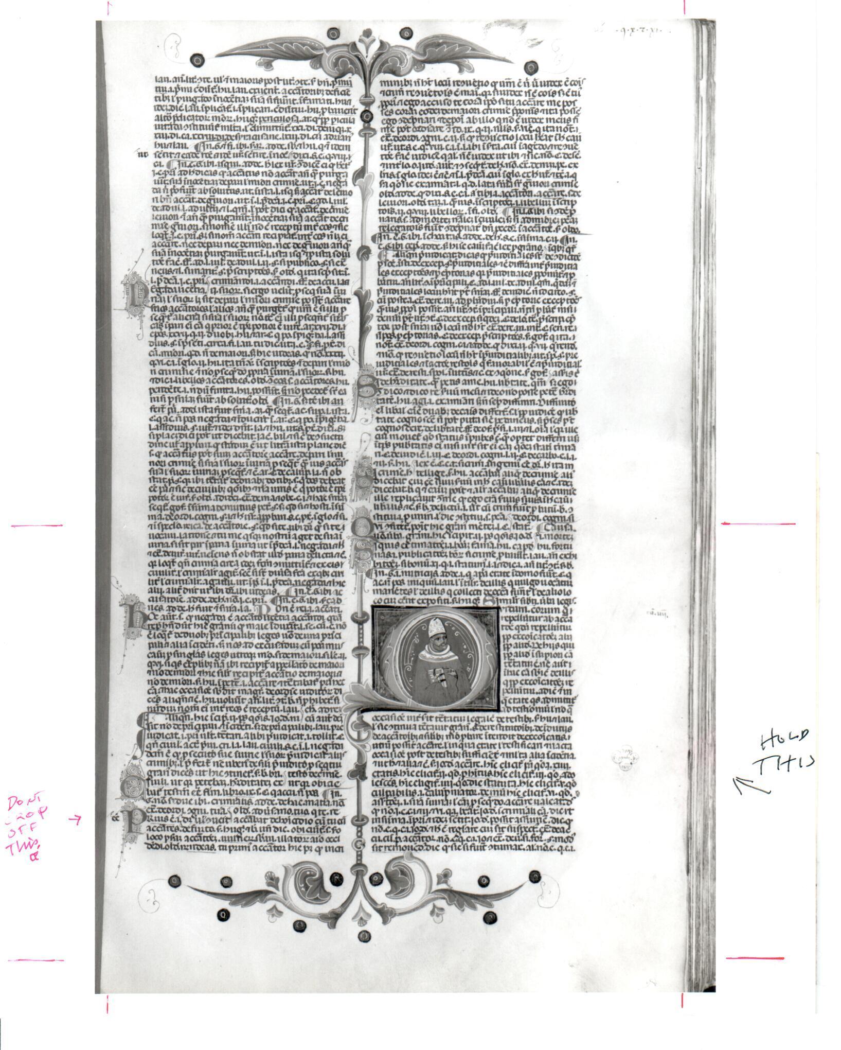 95. Beinecke MS 338, f. 45r.