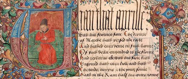 Devonshire Chaucer (Takamiya Deposit MS 24)