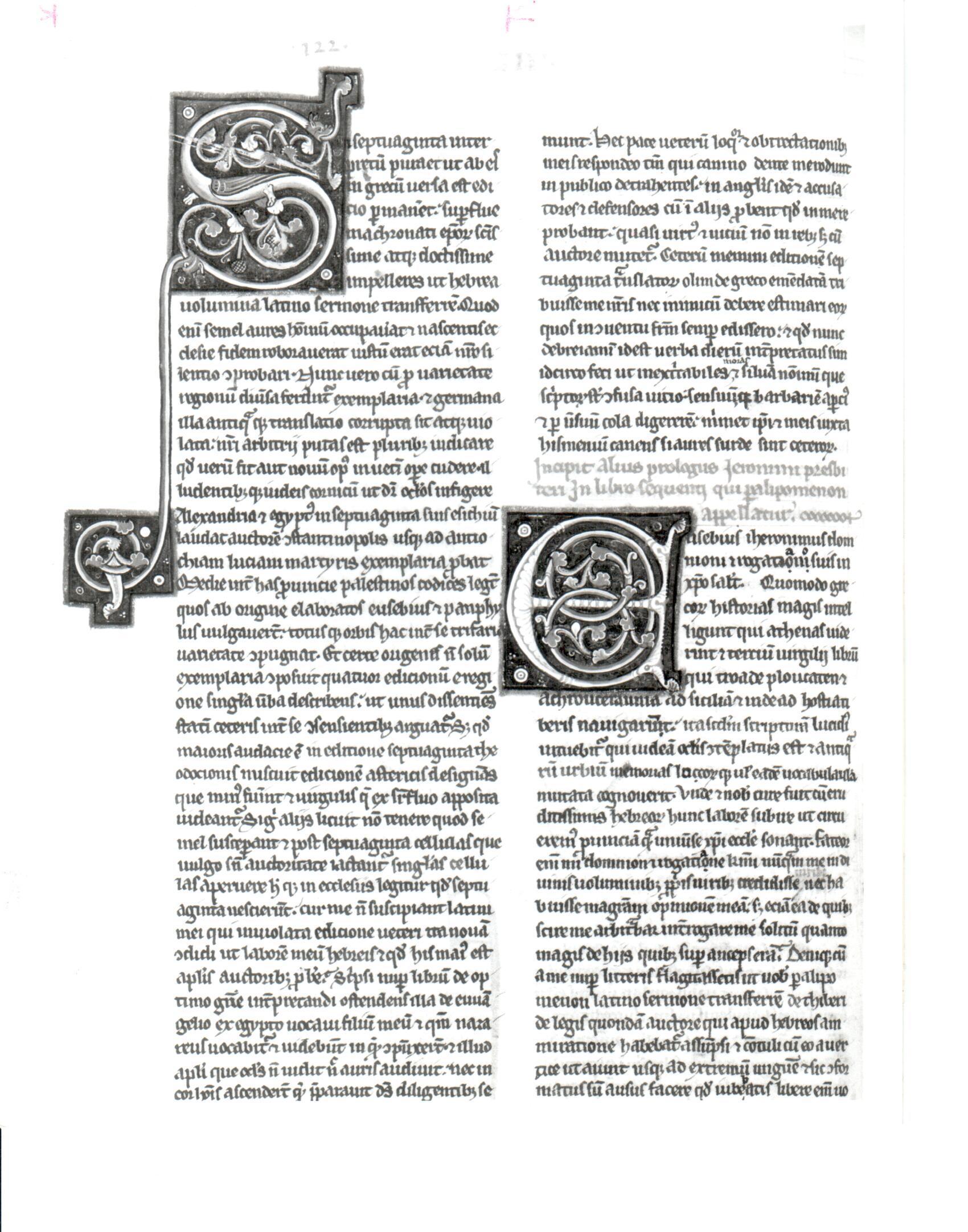 42. Beinecke MS 387, f. 122v