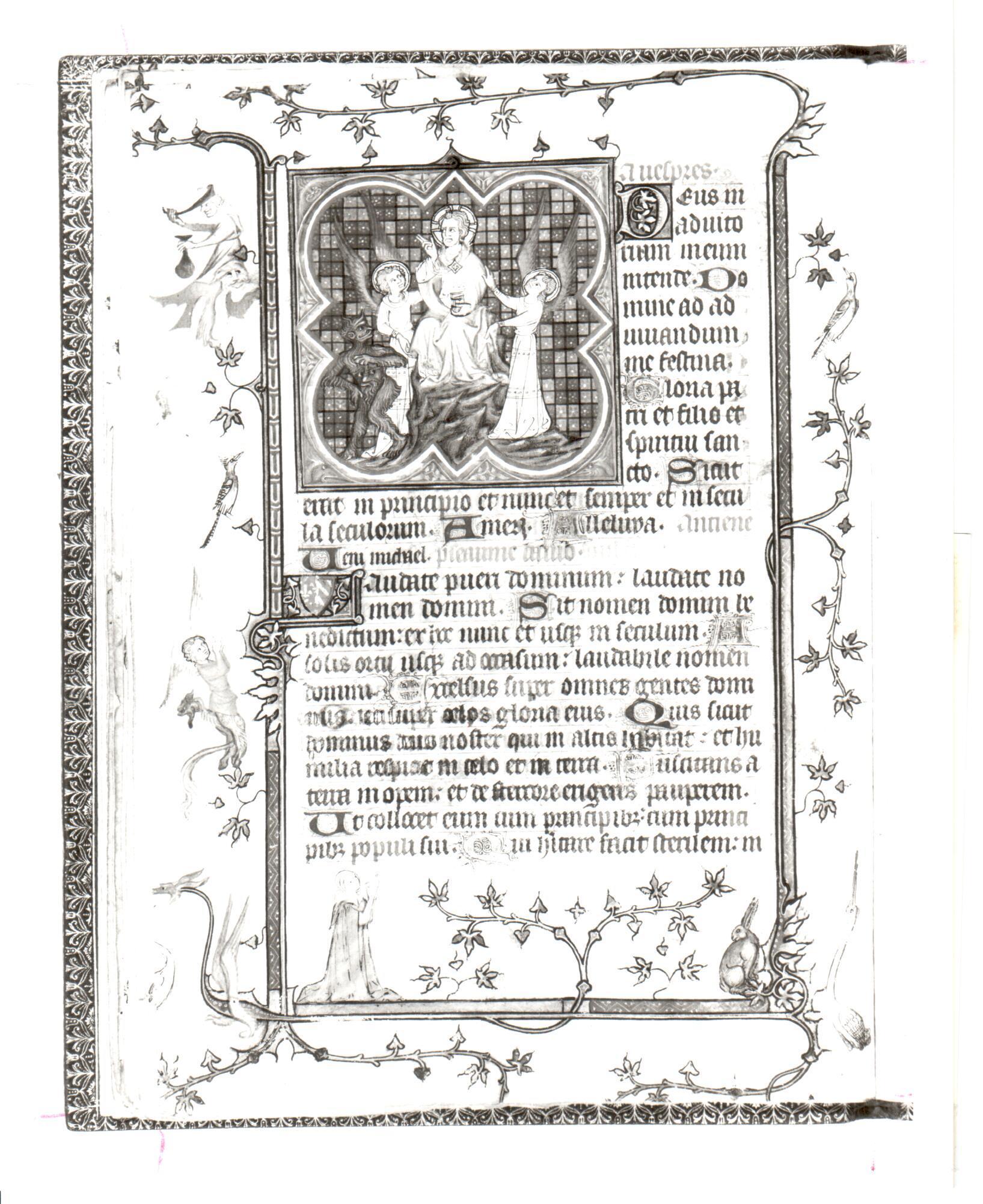 46. Beinecke MS 390, f. 12v