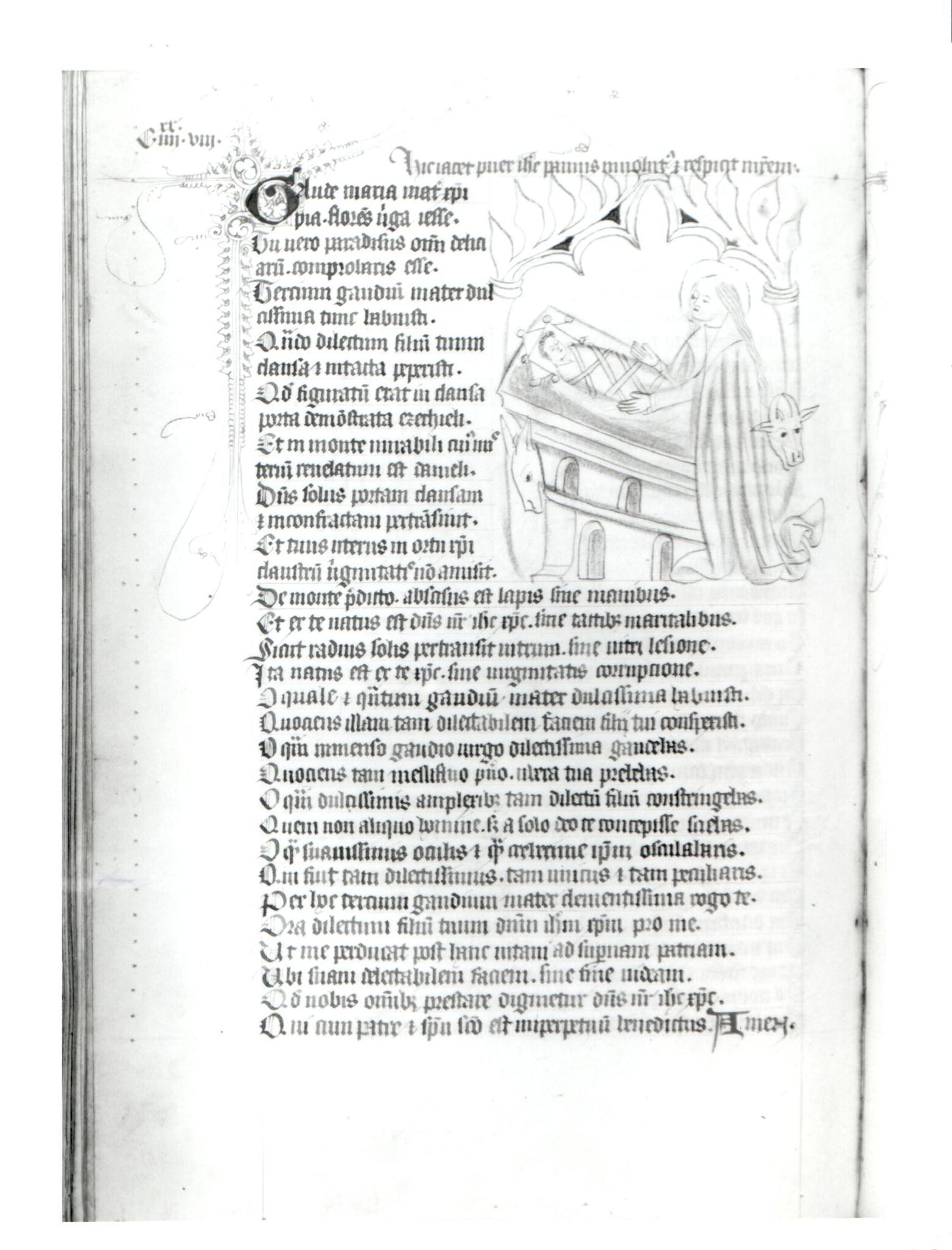 12. Beinecke MS 27, f. 88v