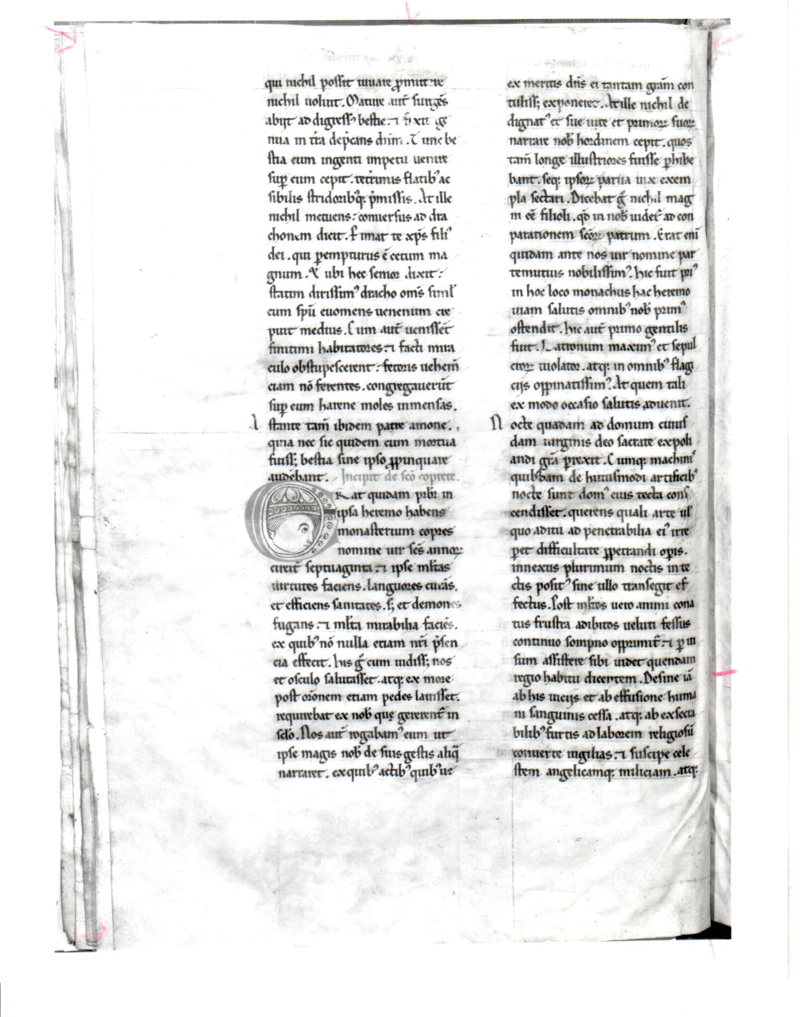 73. Beinecke MS 625, f. 12v.