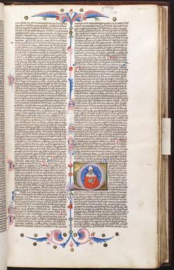 95. Beinecke MS 338, f. 45r. (color)