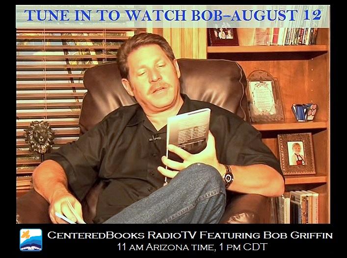 Bob Griffin SPECIAL PROGRAM Aug 12