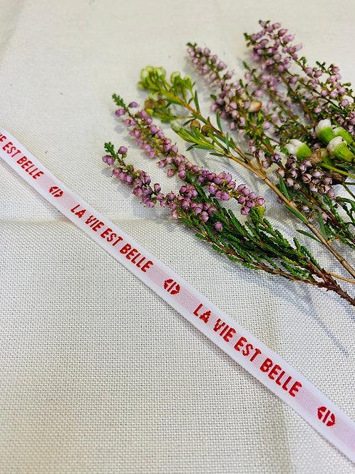 Bracelet Ruban LaVieEstBelle